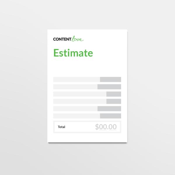 cl-product-estimate