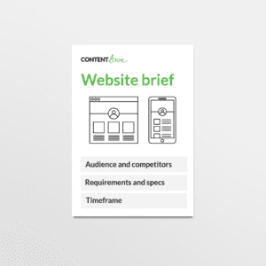 cl-product-website-brief