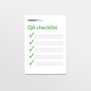 cl-product-QA-checklist