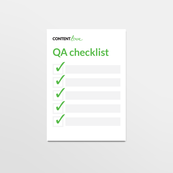 cl-product-QA-checklist