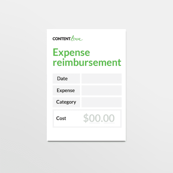 cl-product-expense-reimbursement