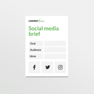 cl-product-social-media-brief