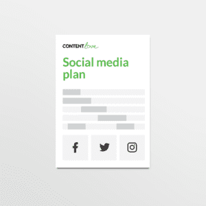 cl-product-social-media-plan