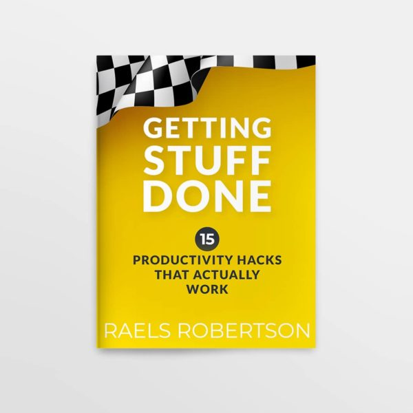 Getting Stuff Done Book